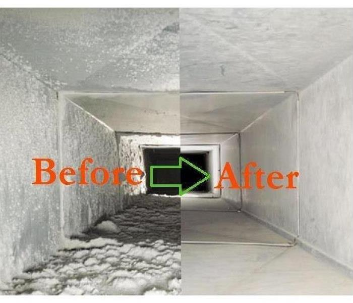 Why SERVPRO Do you need your air ducts cleaned?