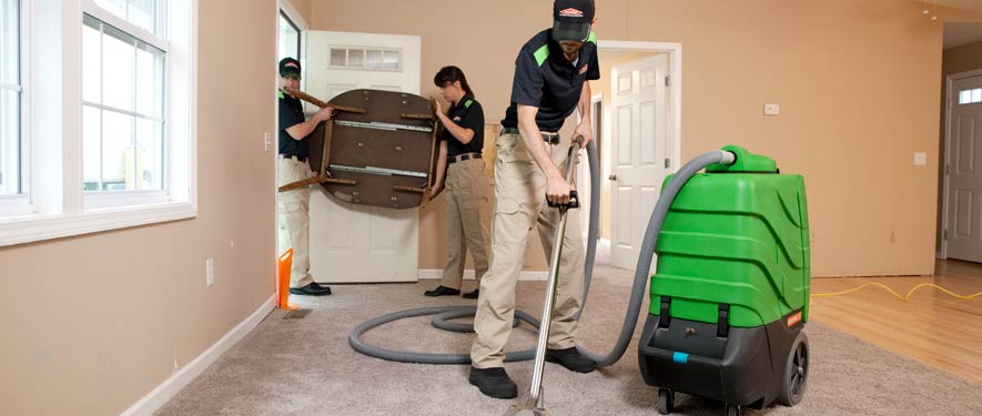 Ludington, MI residential restoration cleaning